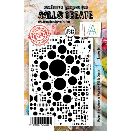 AALL and Create Stamp Set -313