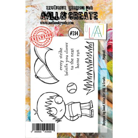 AALL and Create Stamp Set -314