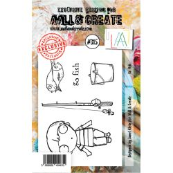 AALL and Create Stamp Set -315