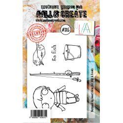 AALL and Create Stamp Set -315