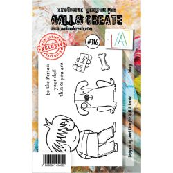 AALL and Create Stamp Set -316