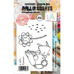 AALL and Create Stamp Set -317