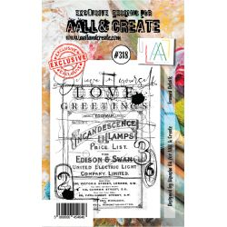 AALL and Create Stamp Set -318