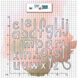 Die : Alphabet Classique - DIY and Cie