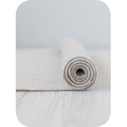 Feutrine de laine en bande-Stone