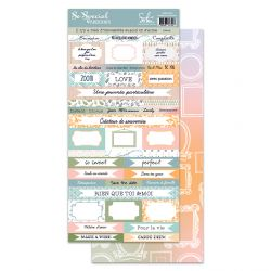 So'Special - SOKAI- Labels sheet Words