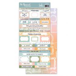 So'Special - SOKAI- Labels sheet Words