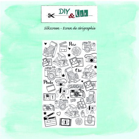 Silkscreen : Au studio - DIY and Cie