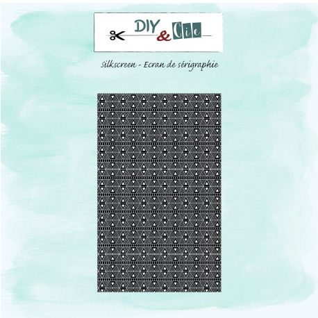 Silkscreen : Background 5 - DIY and Cie