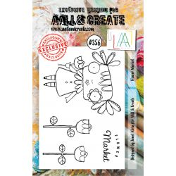 AALL and Create Stamp Set -356