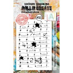 AALL and Create Stamp Set -353
