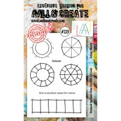 AALL and Create Stamp Set -339