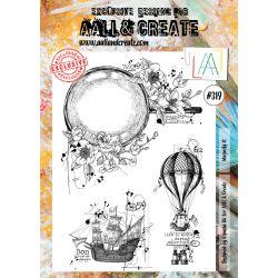 AALL and Create Stamp Set -319