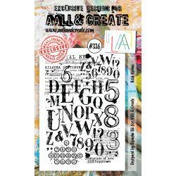 AALL and Create Stamp Set -336