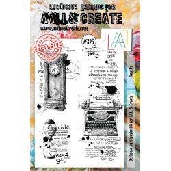 AALL and Create Stamp Set -325