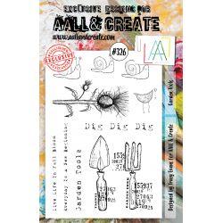 AALL and Create Stamp Set -326