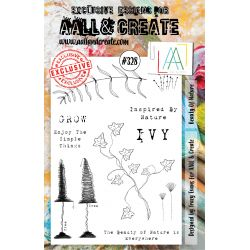 AALL and Create Stamp Set -328