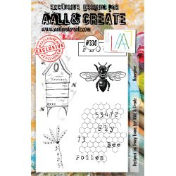 AALL and Create Stamp Set -330