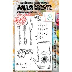 AALL and Create Stamp Set -331