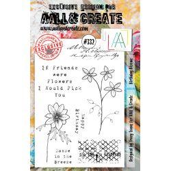 AALL and Create Stamp Set -332