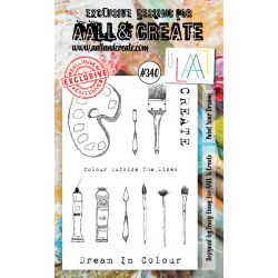 AALL and Create Stamp Set -340