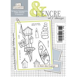 Clear Stamp - Seaside Breathe - L'Encre et l'Image