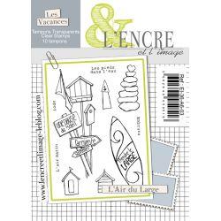 Clear Stamp - Seaside Breathe - L'Encre et l'Image