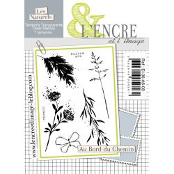 Clear Stamp - By the Way Side - L'Encre et l'Image