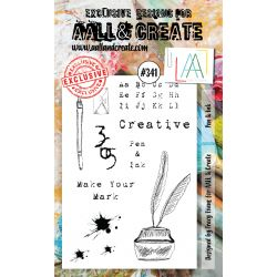 AALL and Create Stamp Set -341