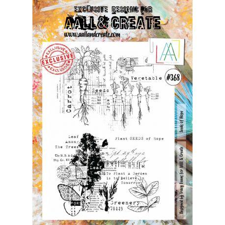 AALL and Create Stamp Set -368