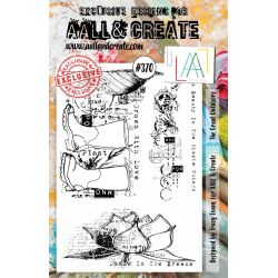 AALL and Create Stamp Set -370
