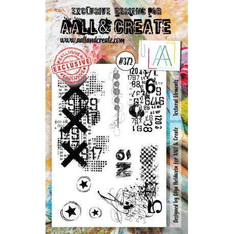 AALL and Create Stamp Set -372