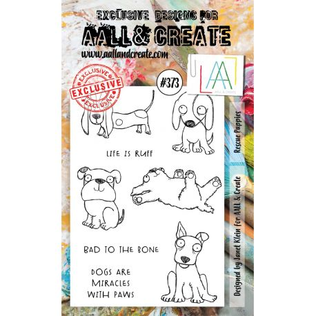 AALL and Create Stamp Set -373