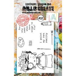 AALL and Create Stamp Set -377