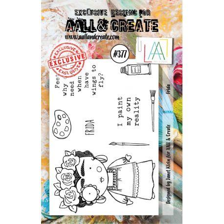 AALL and Create Stamp Set -377