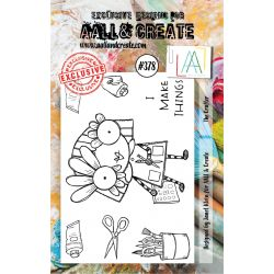 AALL and Create Stamp Set -378