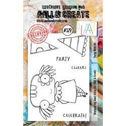 AALL and Create Stamp Set -379