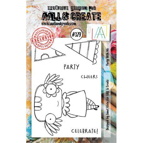 AALL and Create Stamp Set -379
