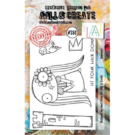 AALL and Create Stamp Set -380