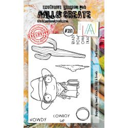 AALL and Create Stamp Set -381
