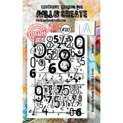 AALL and Create Stamp Set -382