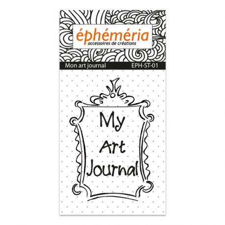 Tampon clear My Art Journal