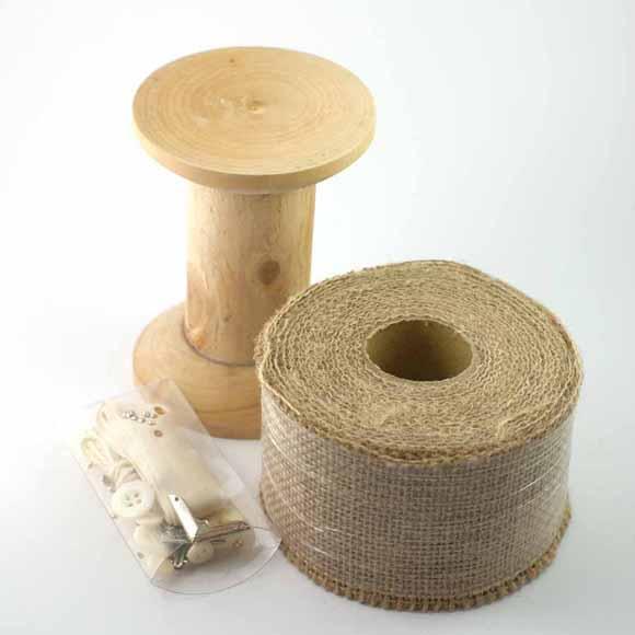 kit bobine blanc -éphéméria