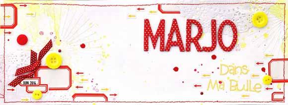 Bannière de Marjo- Challenge éphéméria