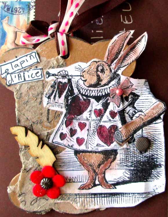 Un tag pour toiéphéméria -By Nathalie Carrere