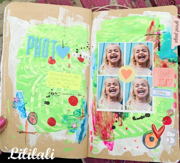 Carnet chinois Ephéméria by Lililali