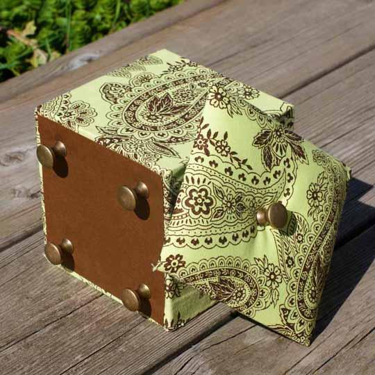 poignées boutons bronze Éphéméria- By EdithR