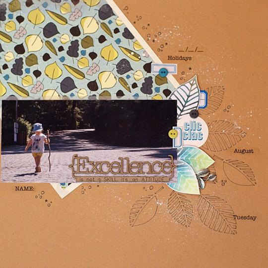 La collection Une Saion chez Éphéméria de 4heures37 by Luckie