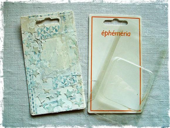Emballage Ephéméria recyclé by Cricri04