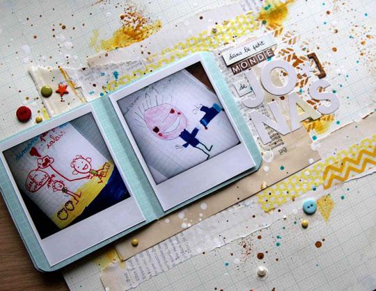"""Collection """"une Saison chez Éphéméria"""" de 4h37 By Melle Séverine"""